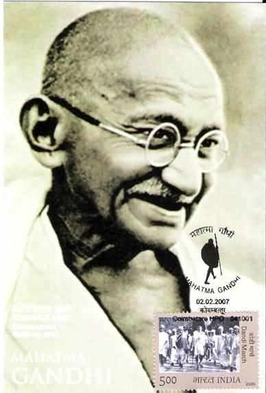 mahatma gandhi lifetime accomplishments essay